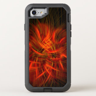 Electric Flower OtterBox Defender iPhone 7 Case