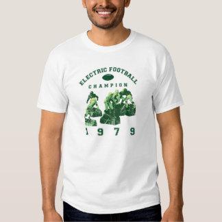 Electric Football Champion 1979 Shirts