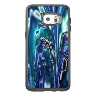 electric fractal 1c OtterBox samsung galaxy s6 edge plus case