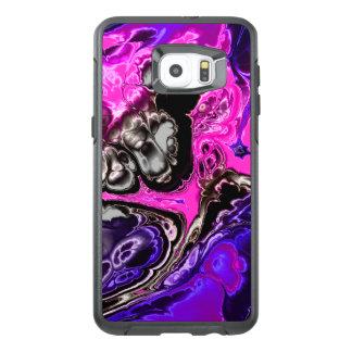electric fractal 4 OtterBox samsung galaxy s6 edge plus case