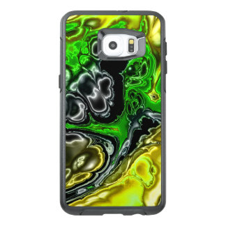 electric fractal 4b OtterBox samsung galaxy s6 edge plus case