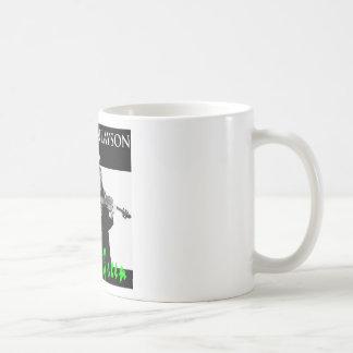 Electric Green Cd cover mug