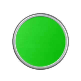 Electric Green Speaker