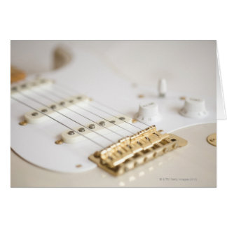 Electric Guitar 11 Card
