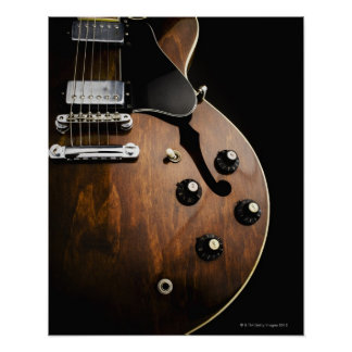Electric Guitar 3 Poster