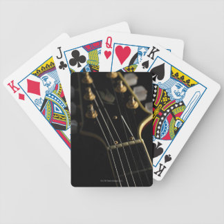 Electric Guitar 8 Bicycle Playing Cards