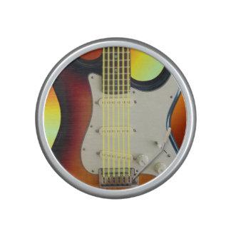 Electric Guitar Art 1 Bluetooth Speaker