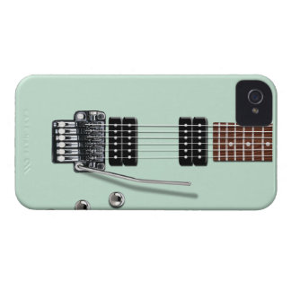Electric Guitar iPhone 4 Cases