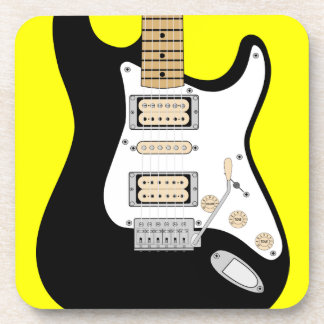 Electric Guitar Coaster