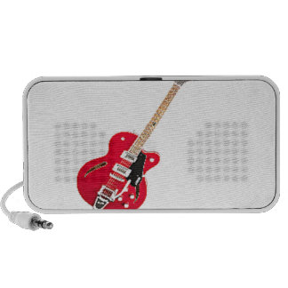 """""""Electric Guitar"""" design gifts and products Laptop Speaker"""