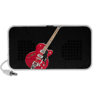 """""""Electric Guitar"""" design gifts and products Portable Speakers"""
