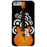 Electric Guitar Design iPhone 6 Plus Case Barely There iPhone 6 Plus Case