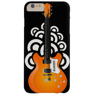 Electric Guitar Design iPhone 6 Plus Case