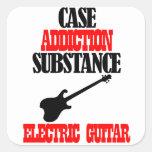 ELECTRIC GUITAR designs Sticker