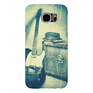 Electric guitar funky rock music phone case