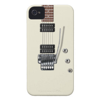 Electric Guitar iPhone 4 Cover