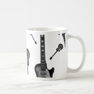 Electric Guitar Classic White Coffee Mug
