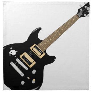 Electric Guitar Napkin