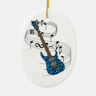 Electric Guitar Ornament
