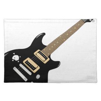 Electric Guitar Placemat