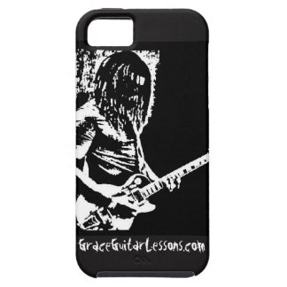 Electric Guitar Player Phone Case