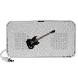 Electric Guitar Mini Speakers