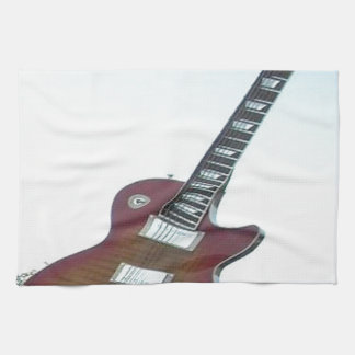 Electric Guitar Tea Towel