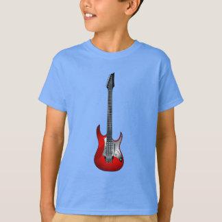 Electric guitar tee shirts
