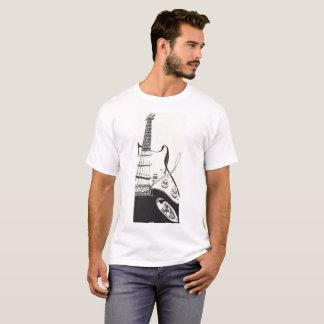 Electric Gutar T Shirt