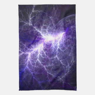 Electric Heart Kitchen Towels Hand Towel