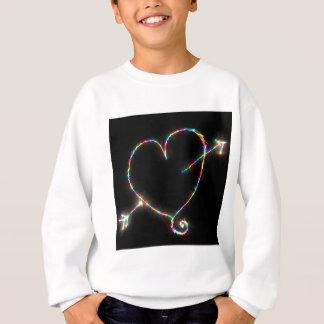 Electric Heart Sweatshirt