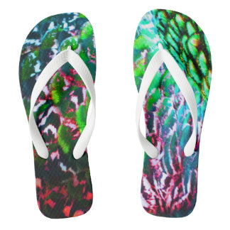 Electric Light Flumes Thongs