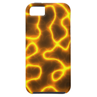 Electric lightning iPhone 5 cover