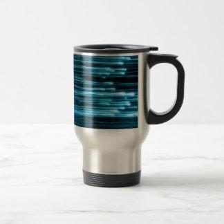 Electric Lines Coffee Mug