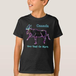 Electric Moose - Canada T-Shirt