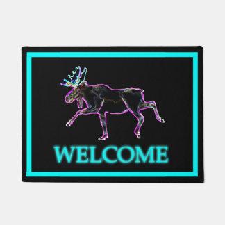 Electric Moose - Welcome Doormat