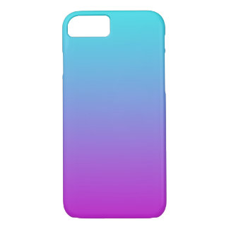 Electric Neon Fade iPhone 7 case