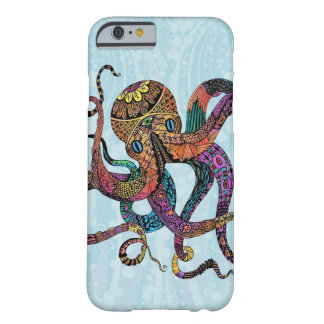 Electric Octopus iPhone 6 case Barely There iPhone 6 Case