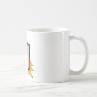 electric oulet basic white mug