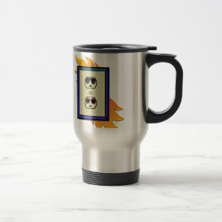 electric oulet mugs