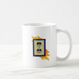 electric oulet mug