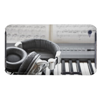 Electric Piano Keyboard Barely There iPod Cases