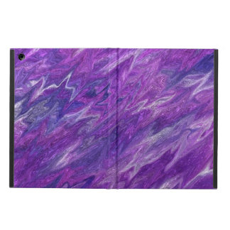 Electric Purple iPad Air Cover