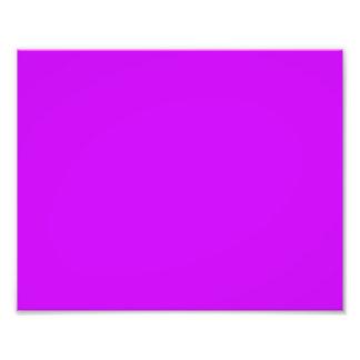Electric Purple Photograph
