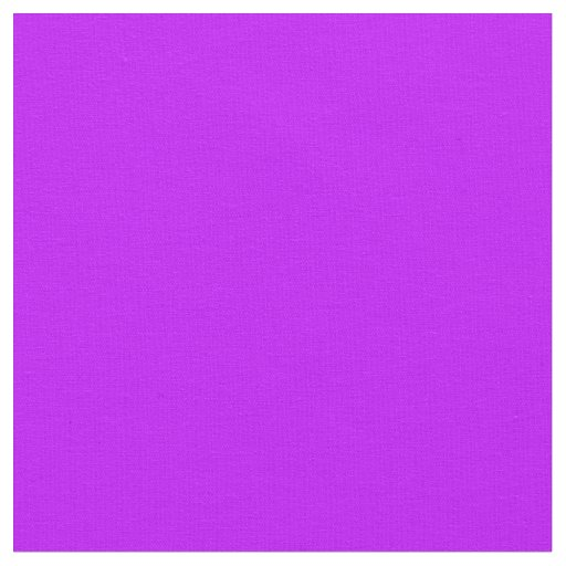 Electric Purple Solid Colour Fabric