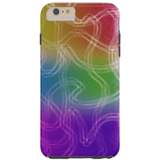 Electric Rainbow Case for iPhone 6/6s Plus
