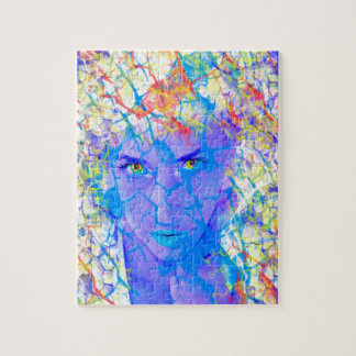 Electric Reality Jigsaw Puzzle