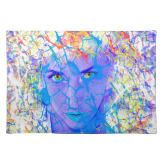 Electric Reality Placemat
