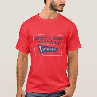 Electric Rock Recording Studio (distressed) T-Shirt