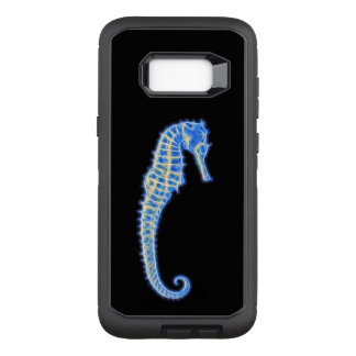 Electric Seahorse OtterBox Defender Samsung Galaxy S8+ Case
